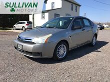 2008_Ford_Focus_SE Sedan_ Woodbine NJ