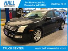 2008_Ford_Fusion_4DR SDN V6 SEL_ Waukesha WI