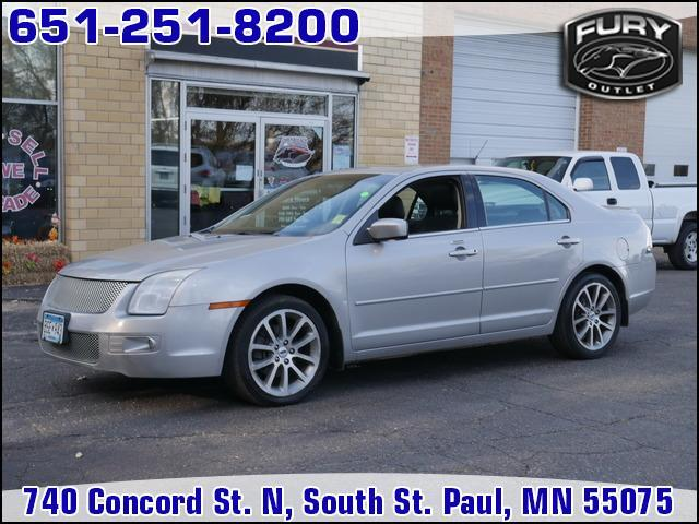 2008 Ford Fusion 4dr Sdn I4 SEL FWD St. Paul MN