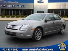 2008_Ford_Fusion_I4 SE_ Chattanooga TN