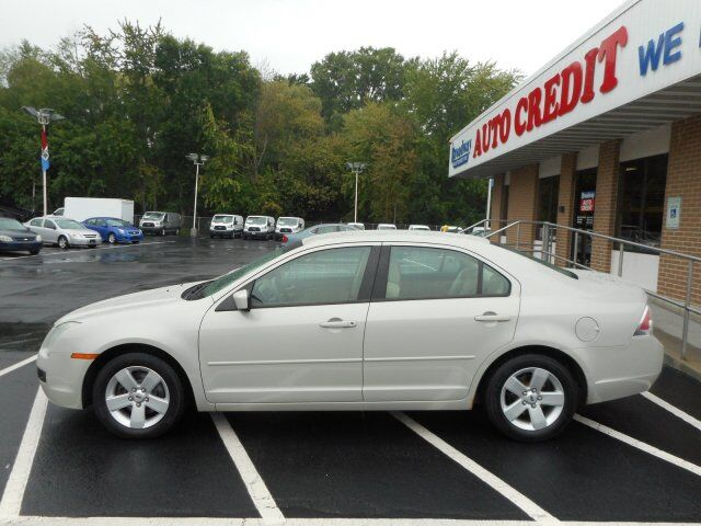 2008 Ford Fusion SE Green Bay WI