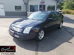 2008_Ford_Fusion_SE_ Middlebury IN