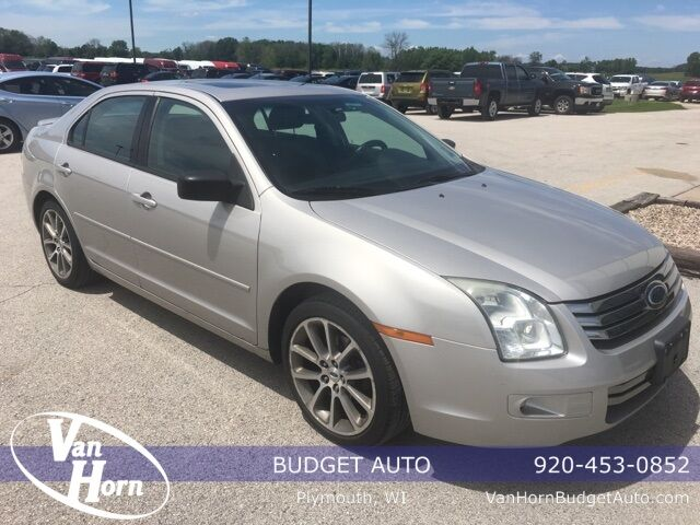 2008 Ford Fusion SE Plymouth WI
