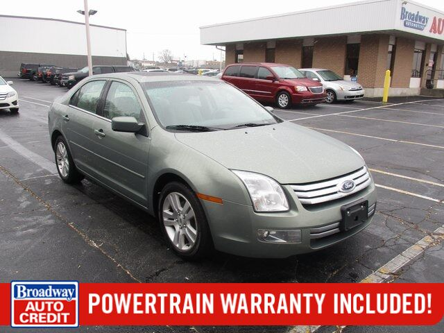 2008 Ford Fusion SEL Green Bay WI
