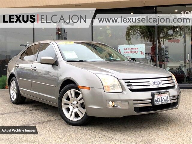 2008 Ford Fusion SEL San Diego County CA