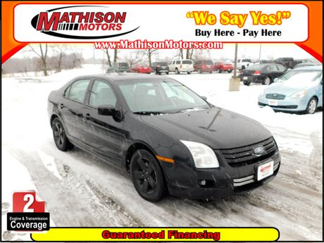 2008 Ford Fusion V6 SE Clearwater MN