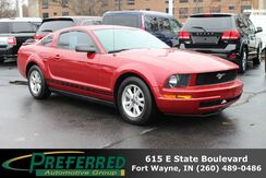 2008_Ford_Mustang_Deluxe_ Fort Wayne Auburn and Kendallville IN