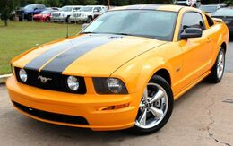 2008_Ford_Mustang_GT - w/ LEATHER SEATS_ Lilburn GA