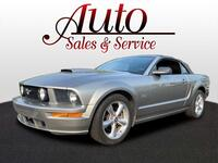 Ford Mustang GT Deluxe Convertible 2008