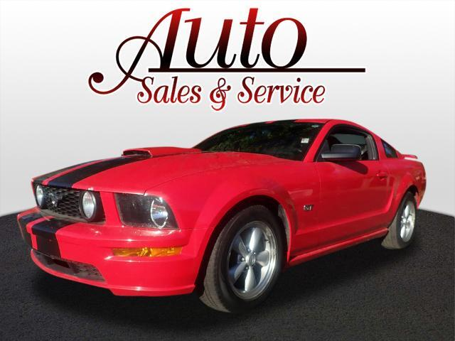 2008 Ford Mustang GT Deluxe Coupe Indianapolis IN