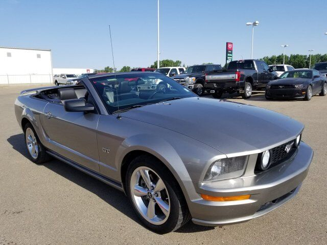 2008 Ford Mustang GT (HEATED SEATS, SHAKER AUDIO SYSTEM, CONVERTIBLE) Swift Current SK