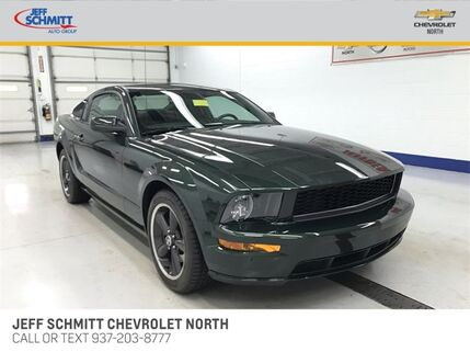 2008_Ford_Mustang_GT Premium_ Dayton area OH
