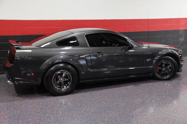2008 Ford Mustang GT Premium Supercharged 2dr Coupe Chicago IL