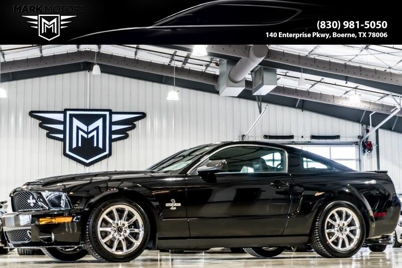 2008_Ford_Mustang_Shelby GT500 KR King of the Road_ Boerne TX