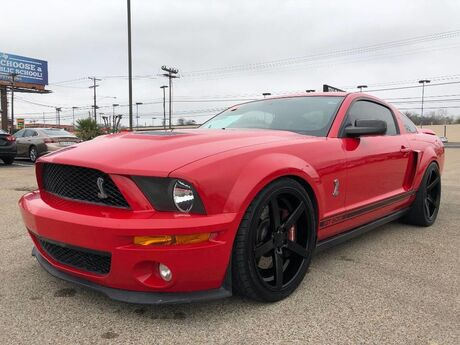 2008 Ford Mustang Shelby GT500 Killeen TX