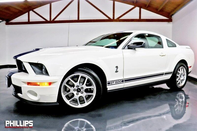 2008 Ford Mustang Shelby GT500 Newport Beach CA