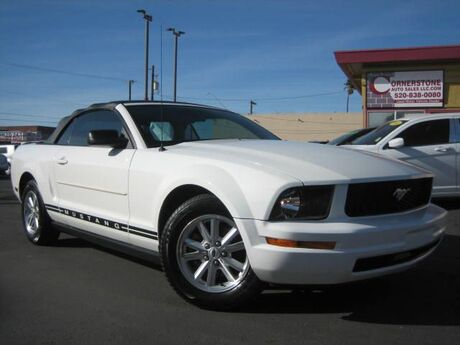 2008 Ford Mustang V6 Deluxe Convertible Tucson AZ