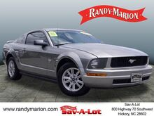 2008_Ford_Mustang_V6 Deluxe_ Hickory NC