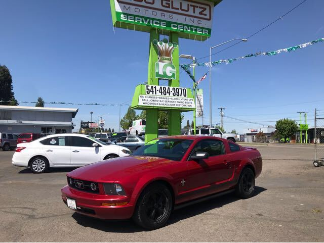 2008 Ford Mustang V6 Premium Coupe Eugene OR