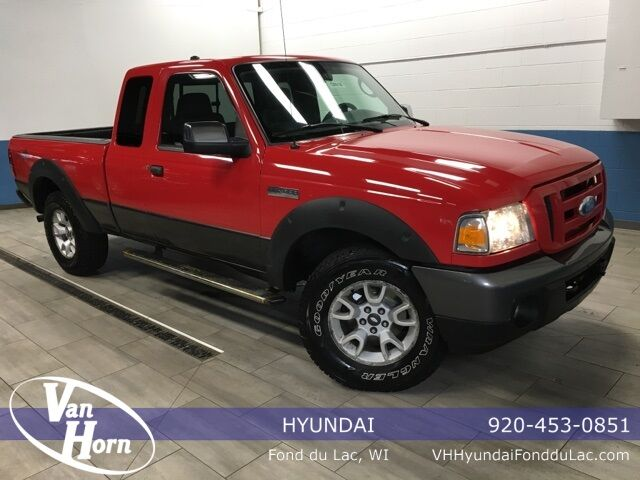 2008 Ford Ranger FX4 Off-Road Plymouth WI