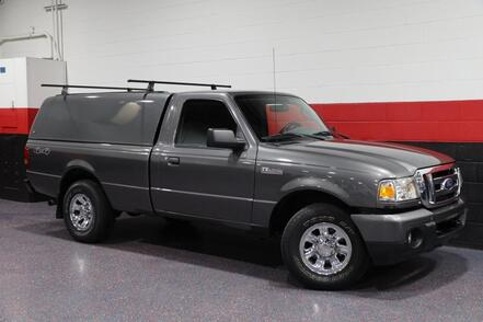 2008_Ford_Ranger_XL Red Cab 112 4WD 2dr Pickup Truck_ Chicago IL