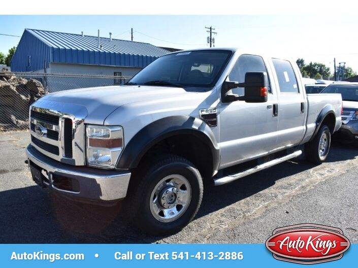 2008 Ford Super Duty F-250 4WD Crew Cab 156 XLT Bend OR
