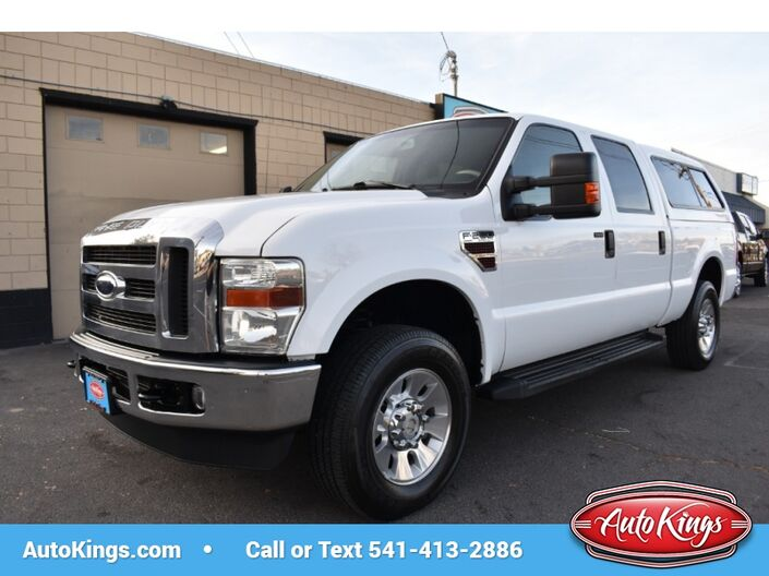 2008 Ford Super Duty F-250 4WD Crew Cab Lariat Bend OR