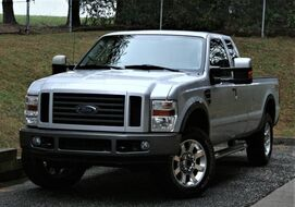 2008 Ford Super Duty F-250 SD FX4 SuperCab Long Bed