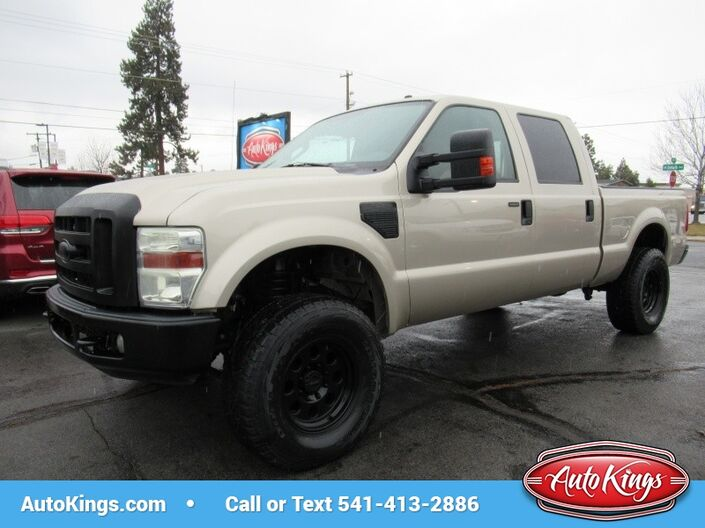 2008 Ford Super Duty F-250 SRW 4WD Crew Cab 156 XLT Bend OR
