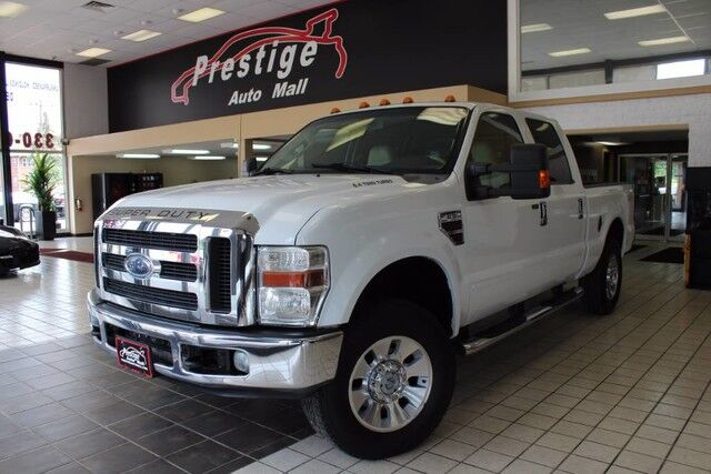 2008 Ford Super Duty F-250 SRW Lariat - Heated Leather Seats, Power Stroke Cuyahoga Falls OH