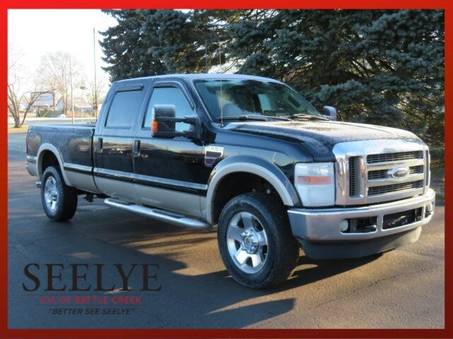 2008 Ford Super Duty F-250 SRW Lariat Battle Creek MI