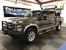 2008_Ford_Super Duty F-250 SRW_Lariat, High Rack Hunting Rig (Can Be Sold Seperate)_ Houston TX