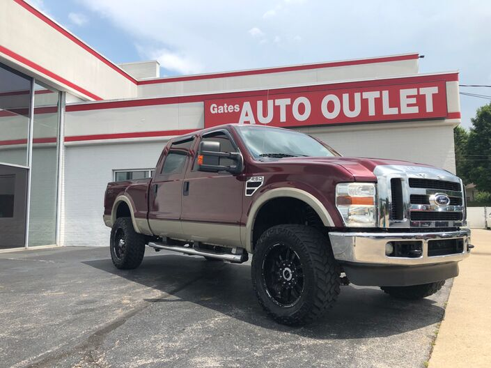 2008 Ford Super Duty F-250 SRW Lariat Richmond KY