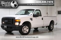 2008_Ford_Super Duty F-250 SRW_XL - LOW MILES POWER WINDOWS ALLOY WHEELS AM FM RADIO_ Chicago IL