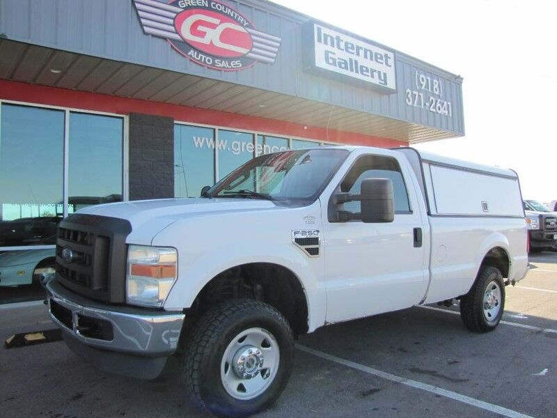 2008 Ford Super Duty F-250 SRW XL Collinsville OK