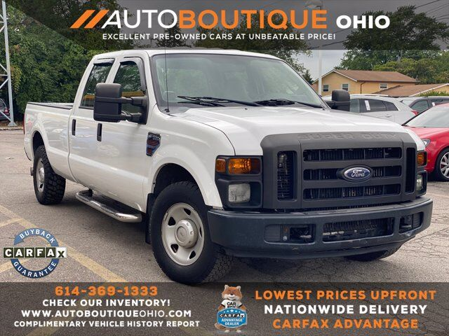 Used 2008 Ford Super Duty F 250 Srw Xl In Columbus Oh