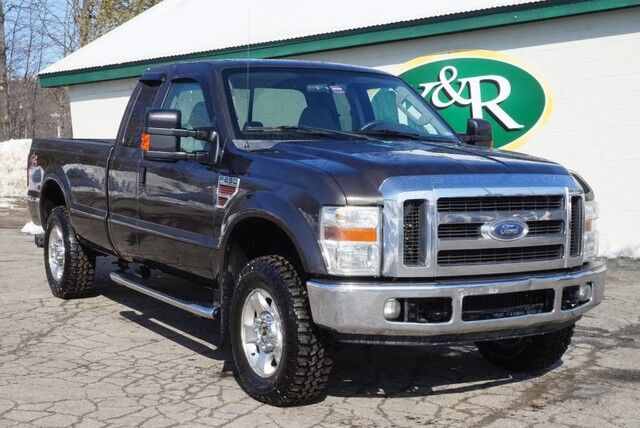2008 Ford Super Duty F-250 SRW XLT Auburn ME