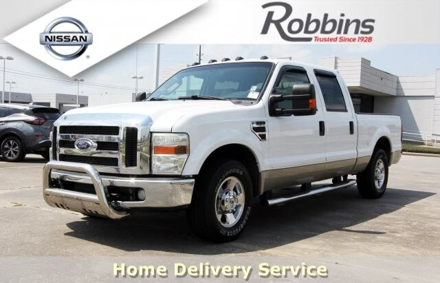 2008 Ford Super Duty F-250 SRW XLT Houston TX