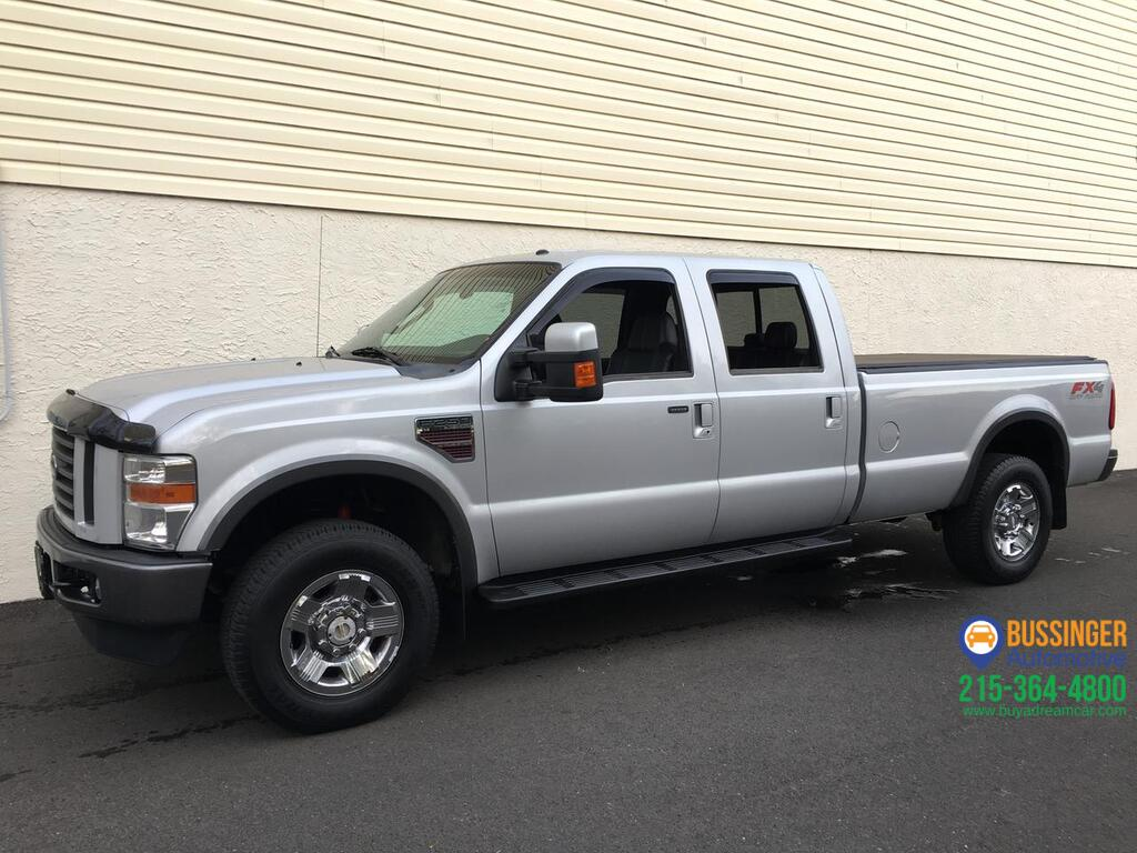 2008 Ford Super Duty F-250 SuperCrew FX4 - 4x4 Feasterville PA