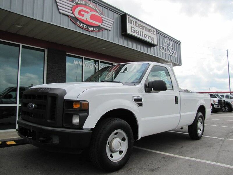 2008 Ford Super Duty F-250 Tommy Gate