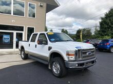 2008_Ford_Super Duty F-250 Turbo Diesel_Lariat 4WD_ Manchester MD