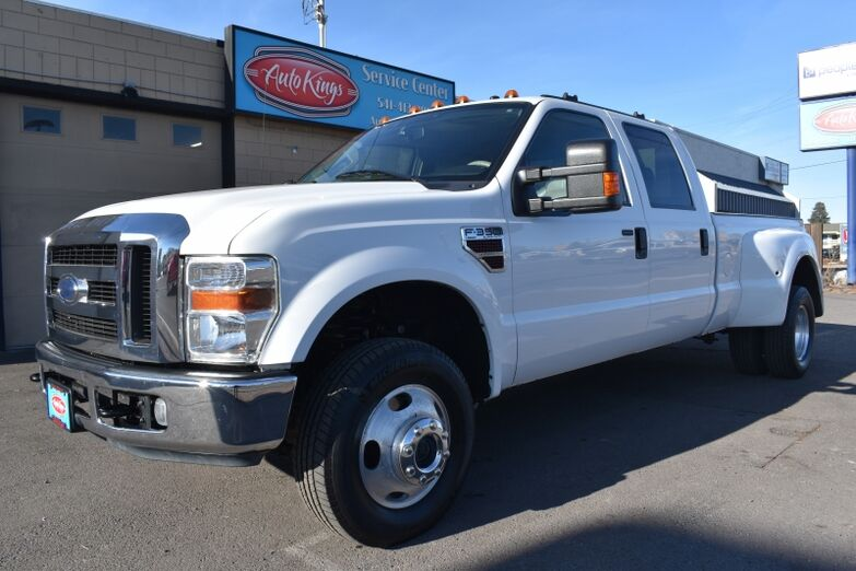 2008 Ford Super Duty F-350 DRW 4WD Crew Cab 172 Lariat Bend OR