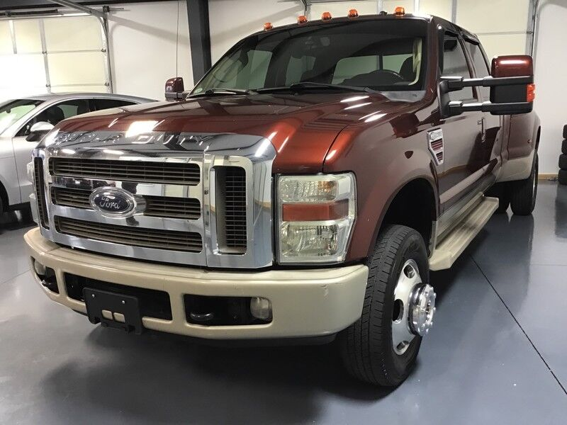 2008 Ford Super Duty F-350 DRW King Ranch