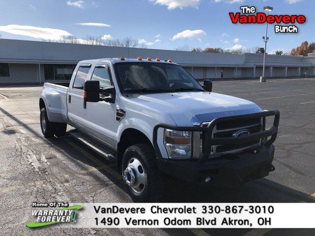 2008 Ford Super Duty F-350 DRW Lariat Akron OH