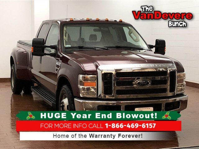 2008 Ford Super Duty F-350 DRW XLT Akron OH