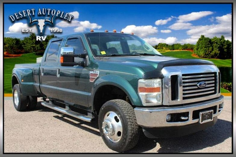 2008 Ford Super Duty F-350 Lariat Dually 4X4 Mesa AZ