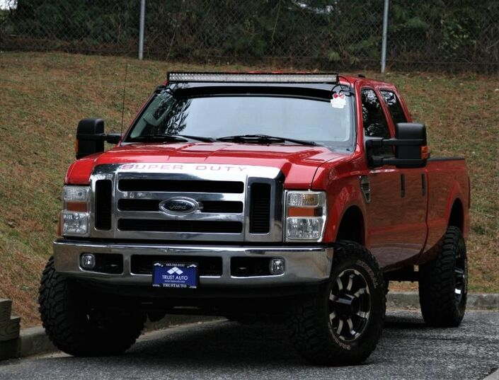 2008 Ford Super Duty F-350 SD XLT Crew Cab 4WD Sykesville MD