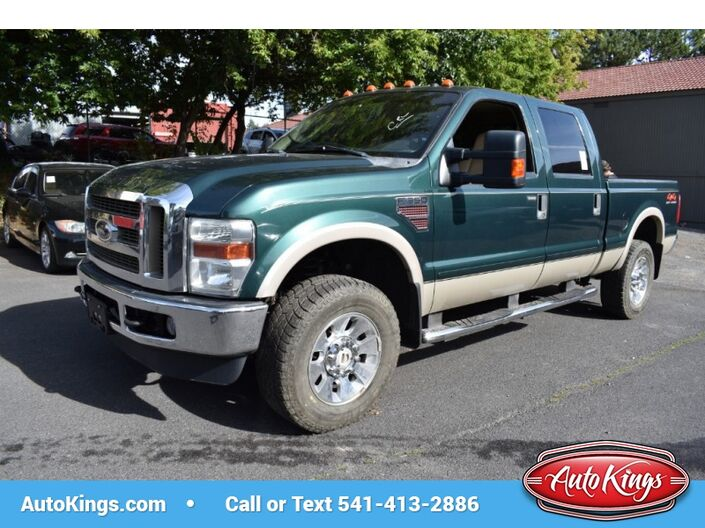 2008 Ford Super Duty F-350 SRW 4WD Crew Cab 156 Lariat Bend OR