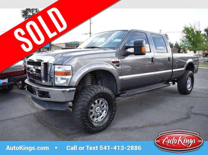 2008 Ford Super Duty F-350 SRW 4WD Crew Cab 172 XLT Bend OR