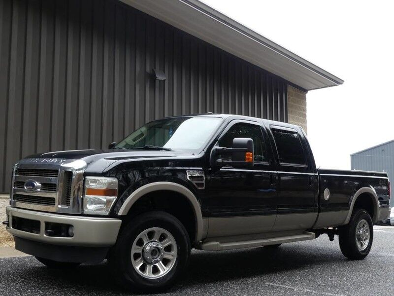 2008 Ford Super Duty F-350 SRW King Ranch Sykesville MD